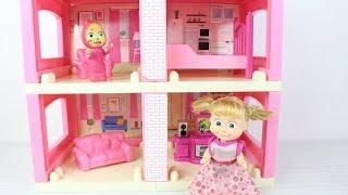 Maşanın Kıyafetlerine Ne Oldu Maşa Evleri Temizliyor Maşa Heidi Yeni Bölüm Çizgi Film
