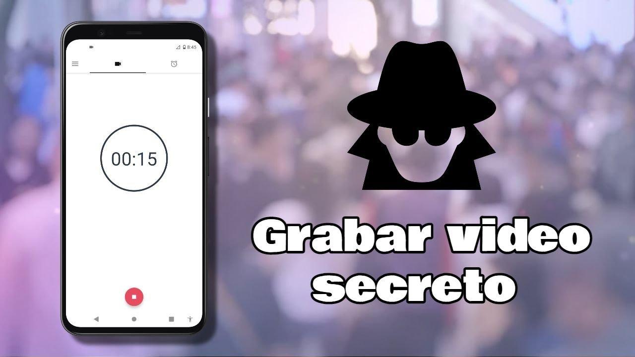 aplicacion android para grabar video espia