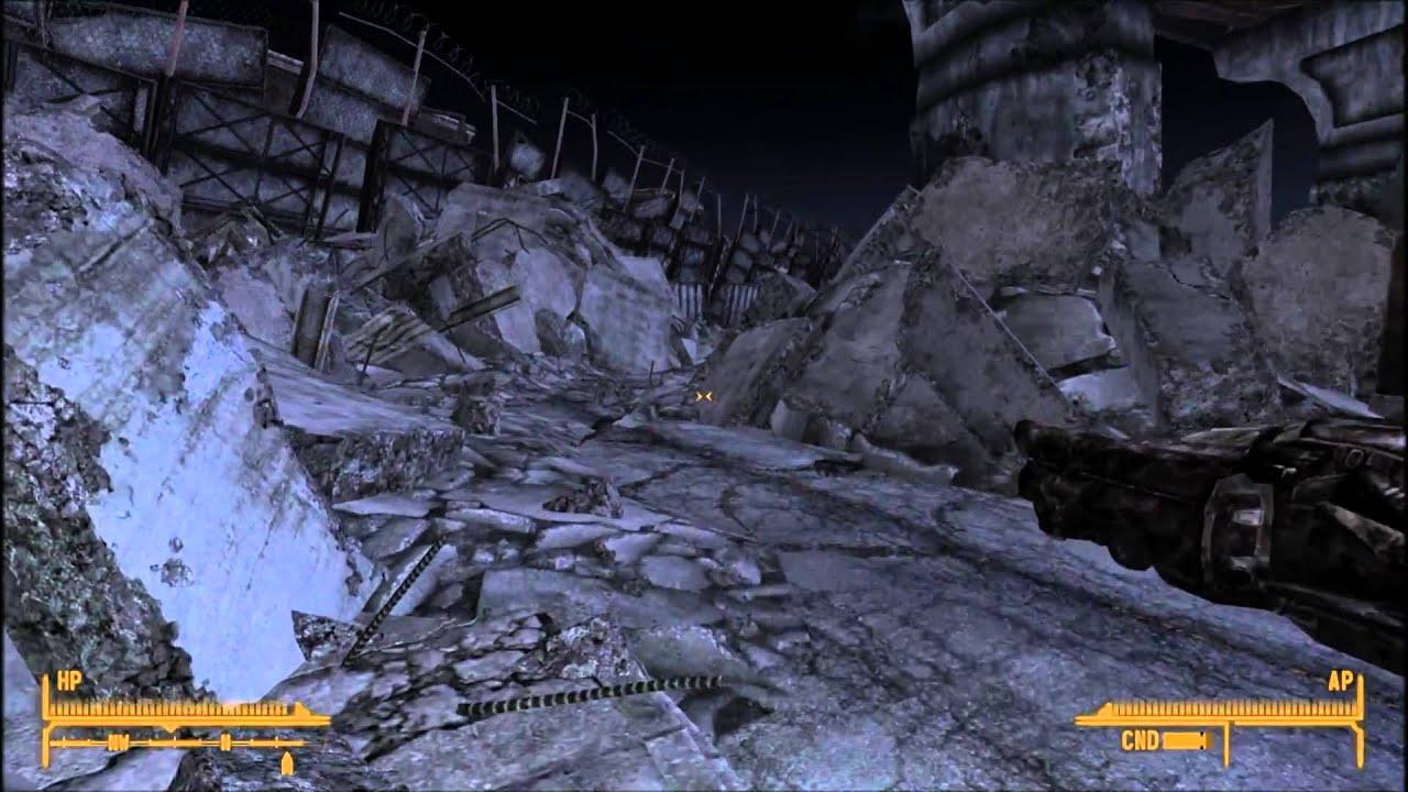 Fallout New Vegas Freeside Wang Dang Atomic Tango Part 3 Of 3 Sexbot