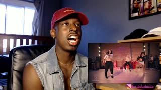 nicole kirkland choreography tyga taste reaction
