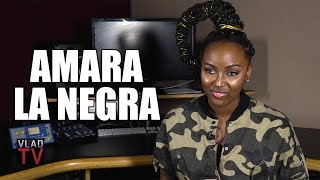 Amara La Negra on Story Behind Her Name, Dislikes 'Woman of Color' Term (Part 2)