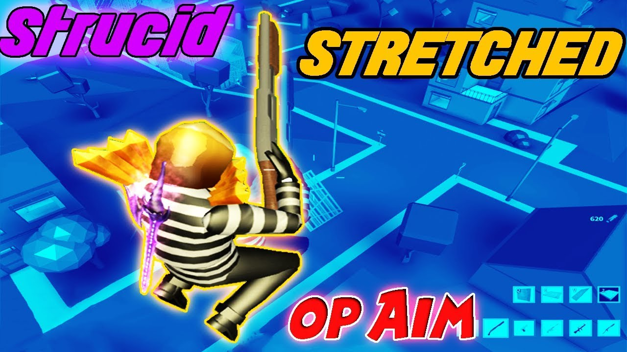 How to Get Stretched Res in Strucid! (STRUCID STRETCHED ...