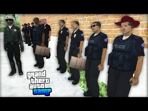 Полицейские Будни Мл. Сержанта RCPD на Arizona RP! - Путь Лидера GTA SAMP #7 thumbnail