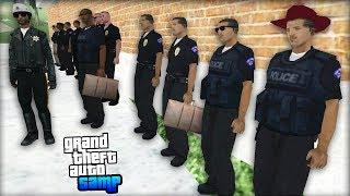 Полицейские Будни Мл. Сержанта RCPD на Arizona RP! - Путь Лидера GTA SAMP #7