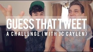 GUESS THAT TWEET! (with Jc Caylen!) Thumbnail