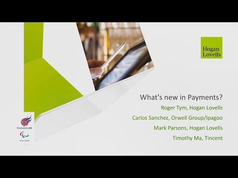Global Payments Conference 2016 – What's new in Payments?