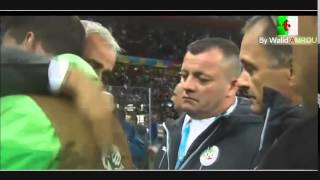 Algeria Best Moment World Cup 2014 ●