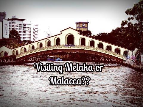 Melaka or Malacca??