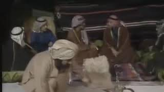 شعر ساري العبدالله عن اهله عندما اهانه شيخ العشيرة