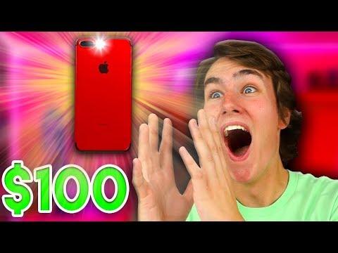 Download Youtube: $100 iPhone High Five Selfie Challenge