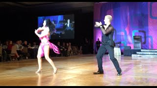 Jake Mace - Kung Fu Tai Chi Salsa Dancing
