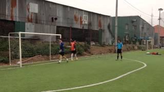 Loạt penalty giữa fc_hihi vs Ocean Jsc