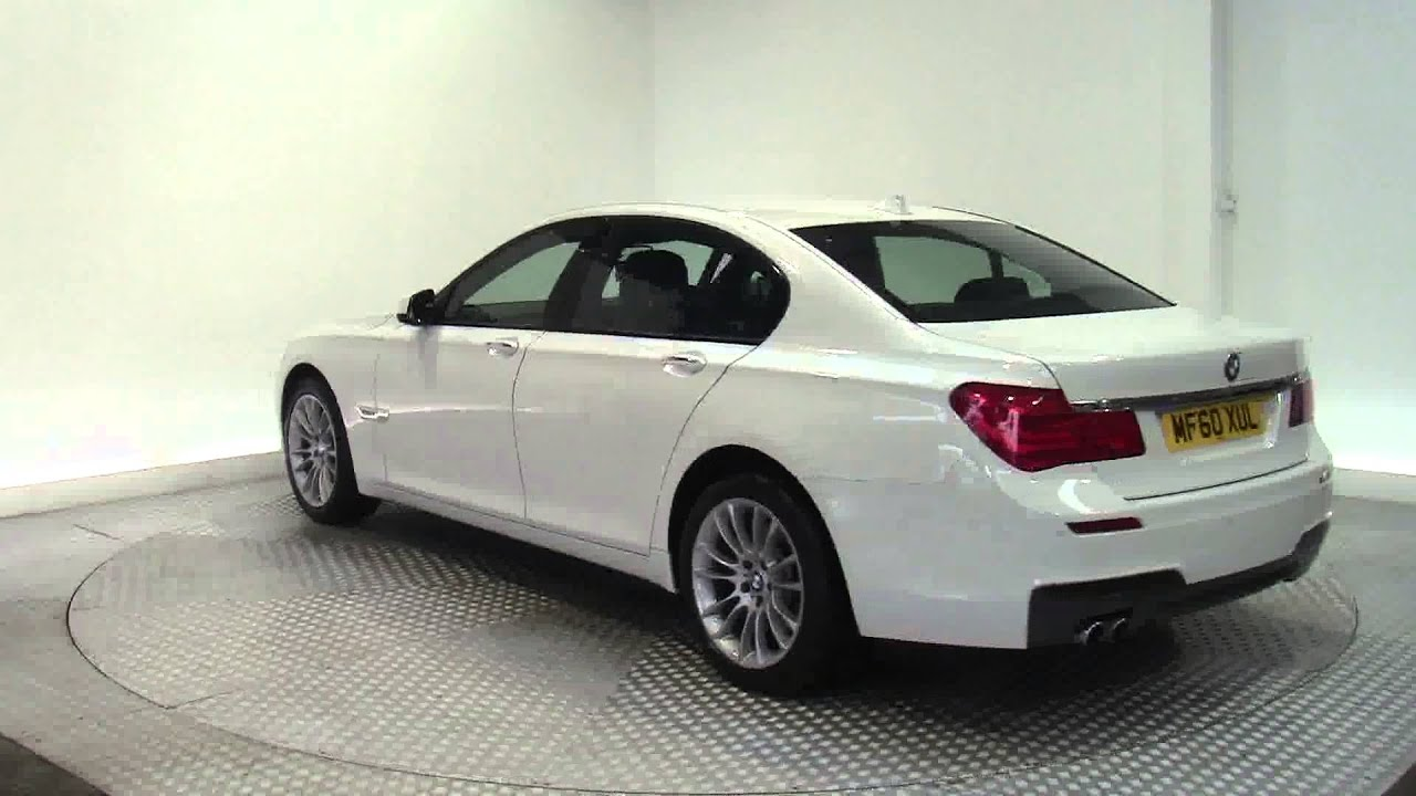 2010 Bmw 7 Series 730d M Sport Youtube