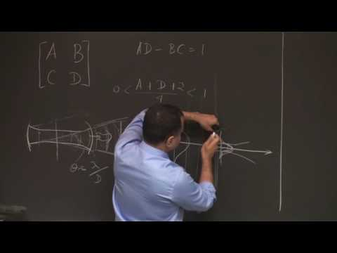 Lasers & Optoelectronics Lecture 10: Higher Modes & Mode Volumes  (Cornell ECE4300 Fall 2016)