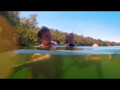 A wild swim in Western Australia - Perth Hills
