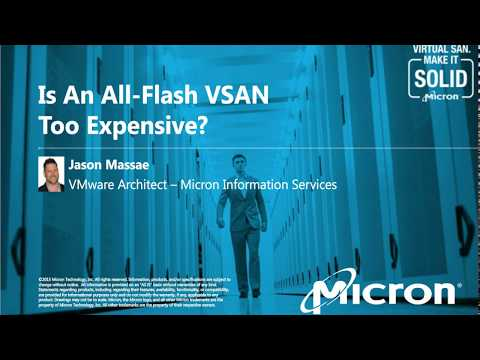 Under the Hood of an All-Flash VSAN