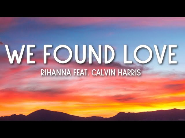 we found love right where we are mp3 free download