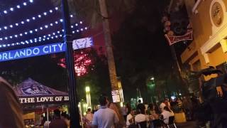 Orlando Fireworks Pt.4
