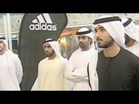 1st Episod of Dubai Fitness Championship