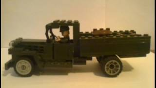 газ аа лего мультик-огляд/GAZ AA LEGO cartoon review