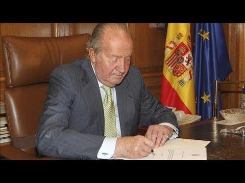 Spanish King Juan Carlos to Abdicate Throne