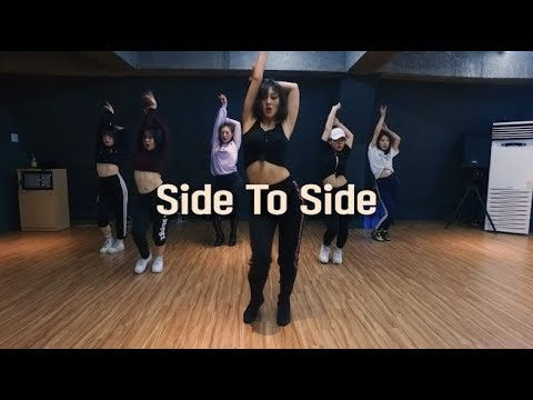 PRODUCE48 Ariana Grande - Side to Side Dance Cover