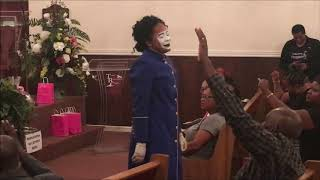 The Incredible Ministry of Alexis L. Lambert & Unheard Mime Ministry