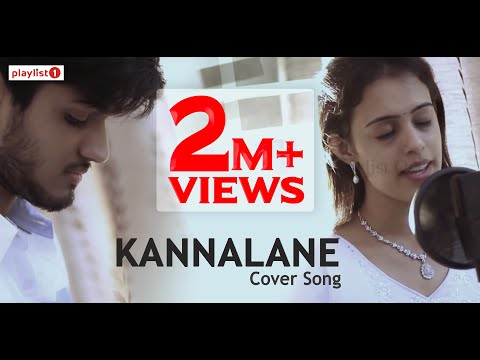 Kannalane Cover Song | Bombay