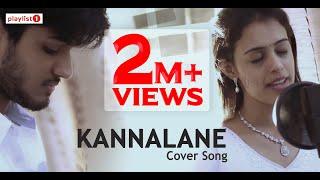 Kannalane Cover Song | Bombay