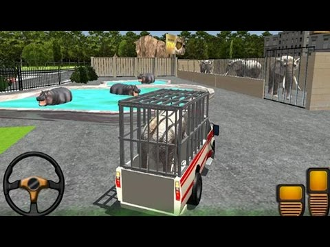 Zoo Animal Transport Simulator Android Gameplay 2017