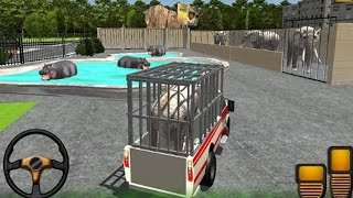 Zoo Animal Transport Simulator Android Gameplay 2017