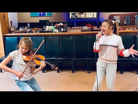 SYMPHONY - Beautiful Song ❤️ With Angelica Hale - Karolina Protsenko - Violin Cover