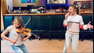 sYMPHONY - Beautiful song ❤️ with Angelica Hale - Karolina Protsenko - Violin Cover