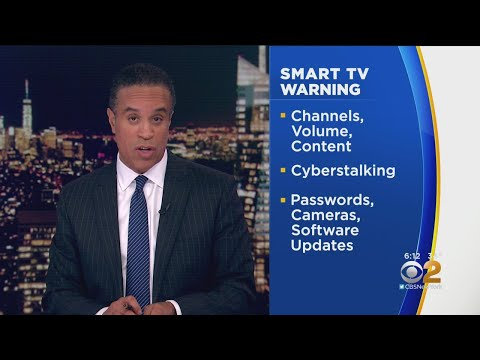 Chris Proctor - Your Smart TV May Be Spying On You and your family
