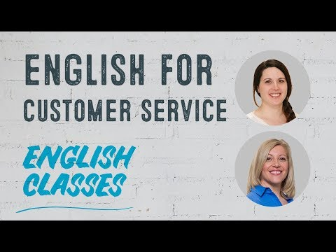 Learn English For Customer Service Jobs | Business English