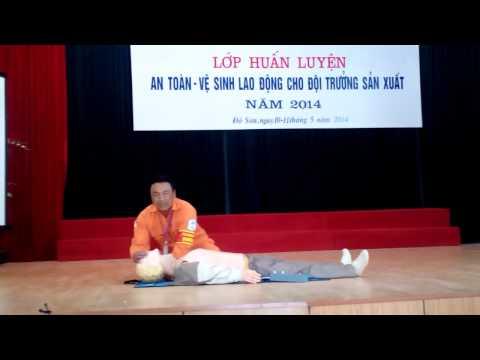 Hướng dẫn cấp cứu người bị điện giật