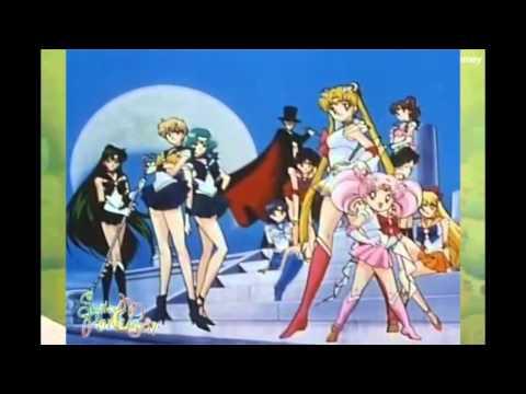 Pencuri Hati Ayda Jebat Sailor Moon