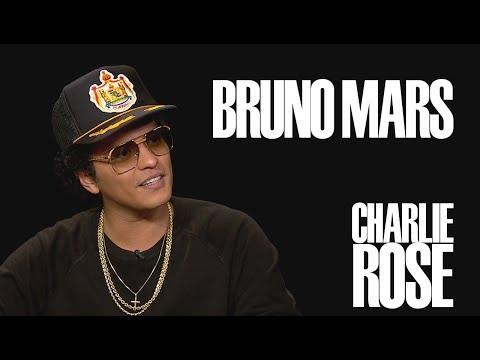 Bruno Mars | Charlie Rose