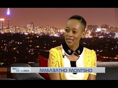 Mmabatho montsho dating