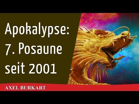 Apokalypse - 7. Posaune seit 2001 - Die Wahrheit über Kapitalismus, Heuschrecken, Reptiloide und Co.