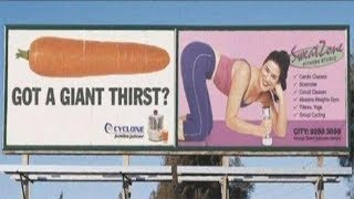 Most Hilarious Advertising Placement Fails