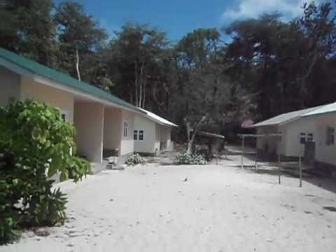 Description of accomodation Aride Island