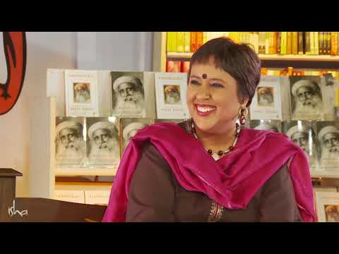 Mind blowing reply to Barkha by Sadhguru !!!!    Conversation with the Mystic