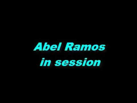 Abel Ramos in session