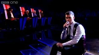 The Voice UK 2013 | Mike Ward sings