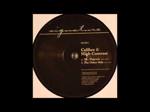 Calibre & High Contrast - Mr Majestic HD