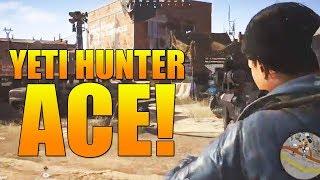 The Yeti Hunter Sniper Scrapyard Ace - Ghost Recon Wildlands PVP