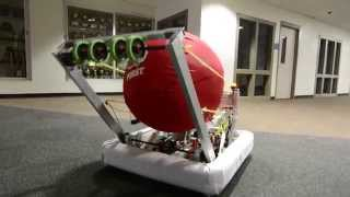 Repeat youtube video Team 2468: Robot Reveal 2014