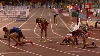 Men's 5000m at Spanish Championships 2018
