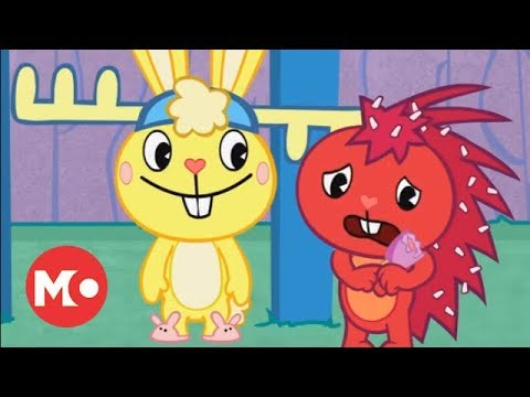 happy tree friends the wrong side of thetracks part 1 youtube